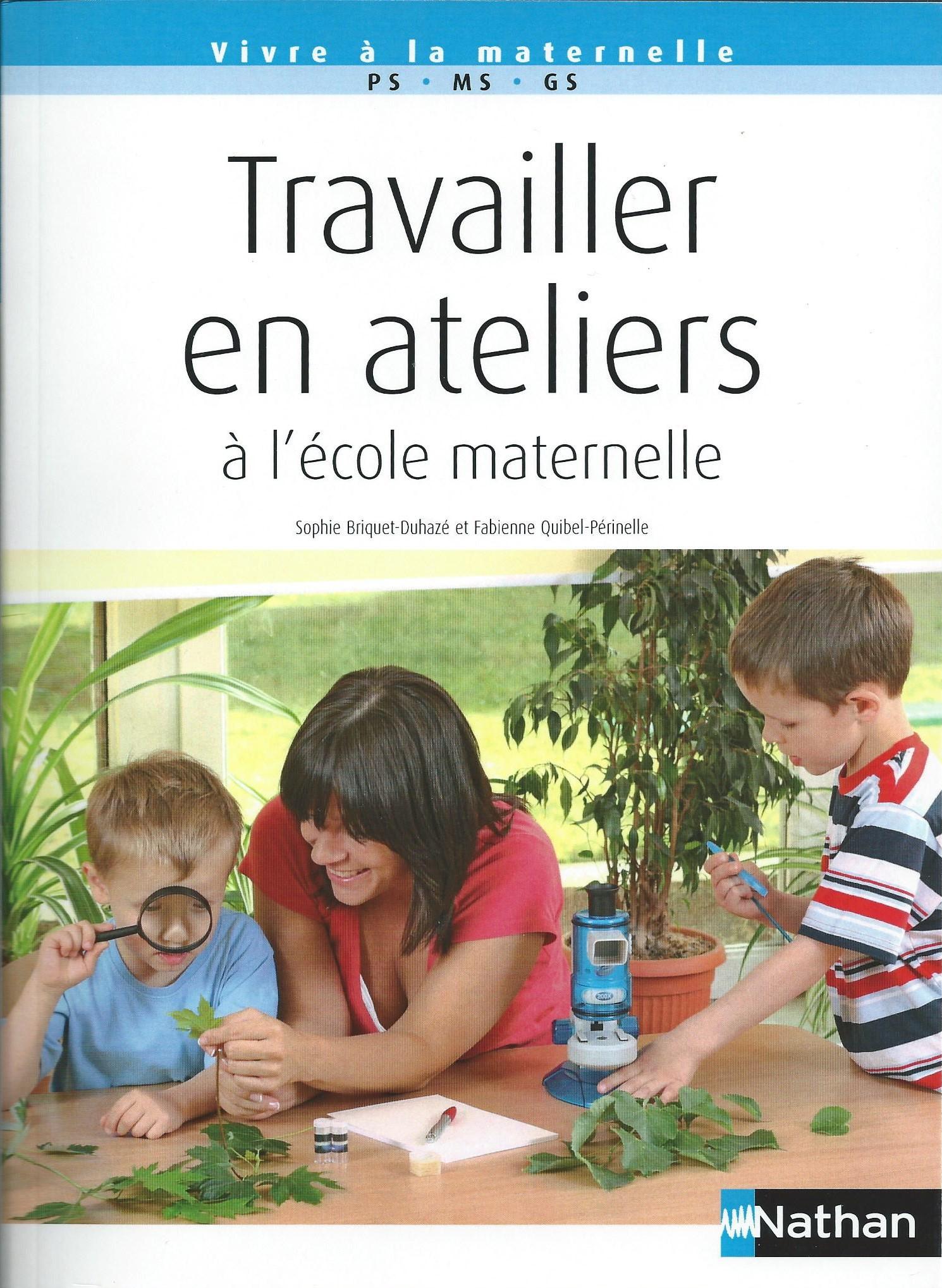 Couverture ouvrage Les ateliers 2010