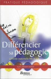 Couverture ouvrage Différencier sa pédagogie Bordas 2005