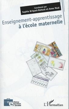 Couverture ouvrage enseignement-apprentissage à l'EM Tome 1 2013