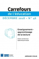 Carrefours de l'éducation n°46 dec 2018