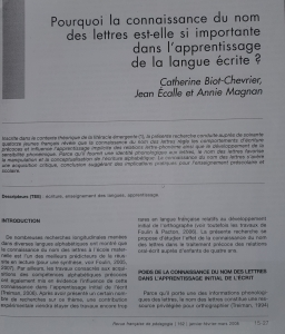 Article RF Biot Chevier 2008