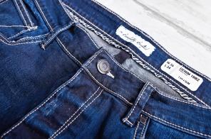 2 Blue-jeans indigo