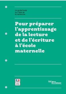 Guide vert Lecture écriture 2020